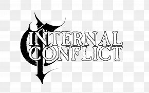 Rise From The Ashes - Lingua Mortis Orchestra Internal Conflict Logo Metal Gods Graphic Design PNG