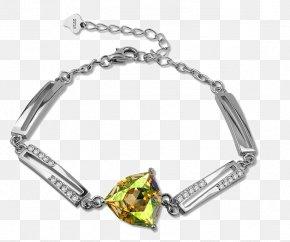 European And American Fashion Jewelry 925 Silver Bracelet - Bracelet Silver Designer Jewellery PNG