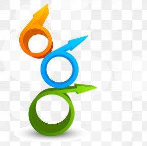Fashion Element Arrow - Circle Arrow Euclidean Vector PNG
