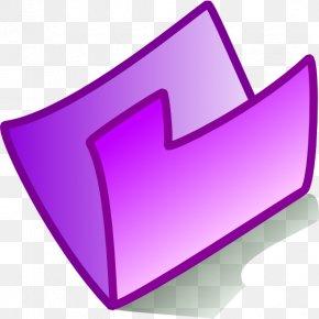 Violet Vector - Directory Clip Art PNG