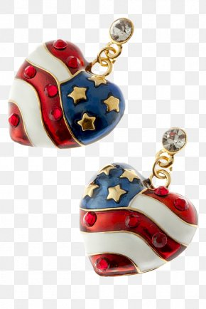 Jewelry Making Heart - Fourth Of July Background PNG
