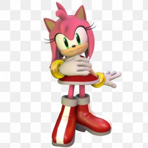 Amy And Cream - Amy Rose DeviantArt Sonic The Hedgehog Character PNG