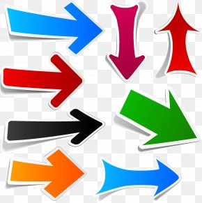 Dynamic Arrow - Arrow Euclidean Vector Clip Art PNG