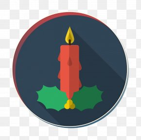 Fire Logo - Candle Icon Christmas Icon Holiday Icon PNG