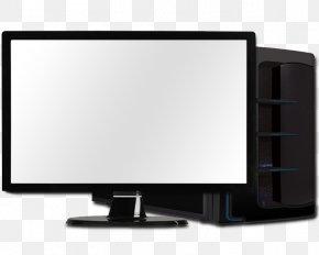 Monitors - Laptop Personal Computer D & B Computer Services LLC Computer Monitors PNG
