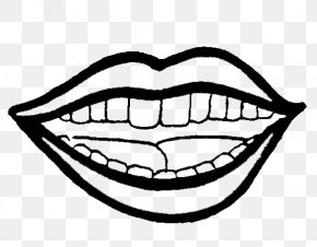 Mouth Drawing Lip Tooth PNG