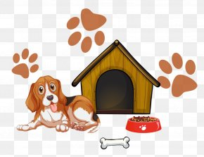 Pet Dog House - Doghouse Puppy Pet PNG