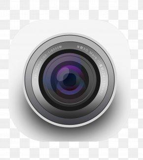 Camera Lens - Camera Lens Icon PNG