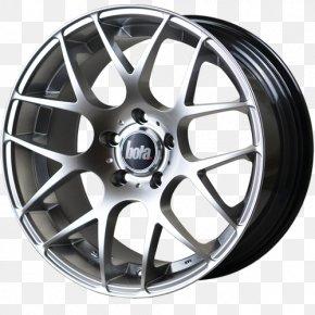 Alloy Wheel - Alloy Wheel Car Volkswagen Tire PNG