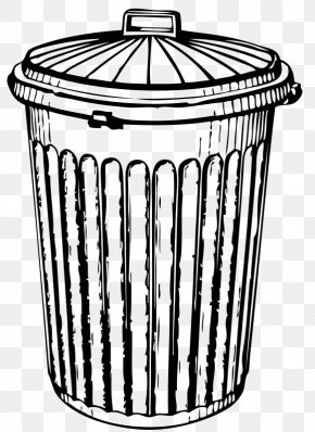 Rubbish Bins & Waste Paper Baskets Tin Can Recycling Clip Art PNG