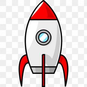 School House Outline - Rocket Free Content Spacecraft Clip Art PNG