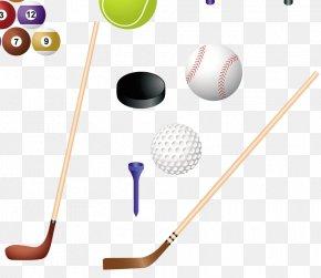 Cartoon Golf - Ball Game Sport PNG