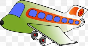 Airplane - Airplane Boeing 747 Jet Aircraft Clip Art PNG