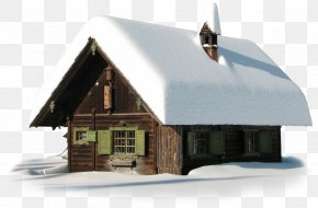 Transparent Winter House With Snow Picture - Winter Park Chamber Of Commerce Clip Art PNG