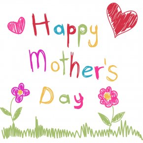 Mother Day - Mother's Day Greeting & Note Cards Child Clip Art PNG
