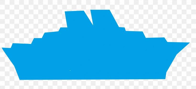 Ocean Liner, PNG, 2400x1095px, Ocean Liner, Azure, Blue, Brand, Description Download Free