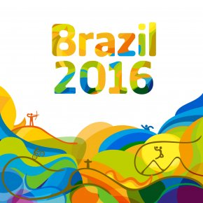 Olympic Rings - 2016 Summer Olympics 2016 Summer Paralympics Rio De Janeiro Olympic Games PNG