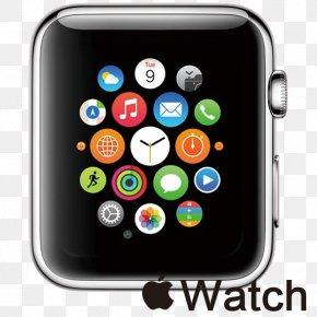 Apple Watch Clips - Apple Watch Series 3 Apple Watch Series 2 Apple Watch Series 1 PNG