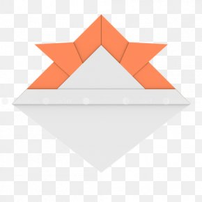 Fold Paper - Origami Paper Line Angle PNG