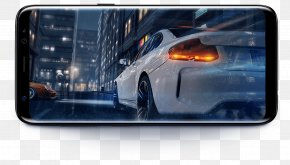 Galaxy S8 - Samsung Galaxy S8+ Samsung Galaxy S Plus Samsung Galaxy Ace Plus Car Race Game PNG