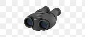 Image-stabilized Binoculars - Canon IS 10x30 Canon IS II 10x30 Image-stabilized Binoculars Image Stabilization PNG