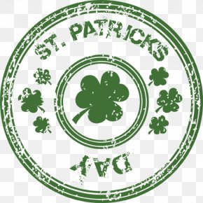 Saint Patrick's Day - Saint Patrick's Day March 17 Shamrock Clip Art PNG