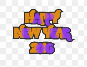 Happy New Year - New Year's Day Clip Art PNG