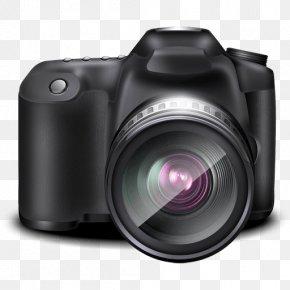 Photo Camera Image - Photography ICO Icon PNG