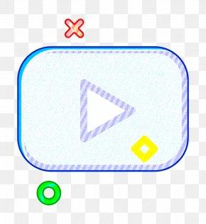 Rectangle Youtube Icon - Brand Icon Logo Icon Network Icon PNG