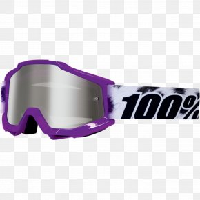 Mirror - Mirror Silver Motorcycle Child Goggles PNG