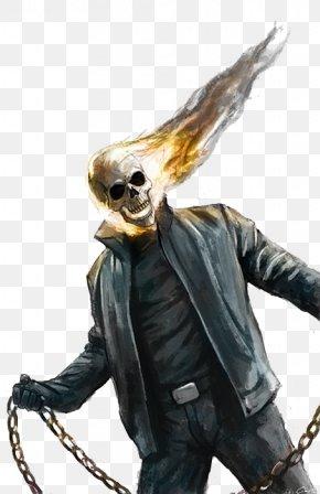Ghost Rider Face Photos - Ghost Rider Johnny Blaze Blackheart DeviantArt PNG
