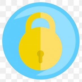 Blue Lock Shield - Shield Blue Clip Art PNG