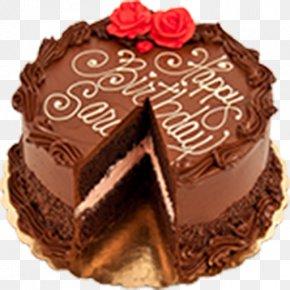Chocolate Cake - Sponge Cake Swiss Roll Chocolate Cake Cream Cupcake PNG