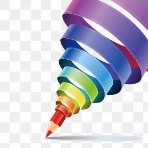 Creative Pen Vector Material - Creativity Graphic Design PNG