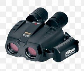 Image-stabilized Binoculars - Nikon StabilEyes VR 12x32 Image-stabilized Binoculars Nikon 12x32 StabilEyes VR Binocular, Waterproof , #7456 [DJO] Image Stabilization PNG