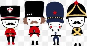 British Soldier - United Kingdom Soldier Cartoon PNG