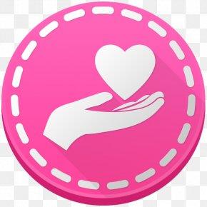 Love Heart - Pink Heart Love Clip Art PNG