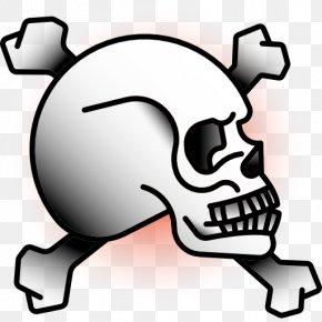 Skull - Skull Old School (tattoo) Icon PNG