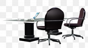Conference Table Desk Free To Pull The Material - Table Desk Furniture Office Meeting PNG