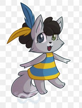 Cat - Cat Animal Crossing: New Leaf Video Game Dog Drawing PNG