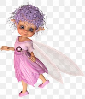 Fairy Angel - Fairy Elf Doll Pixie PNG