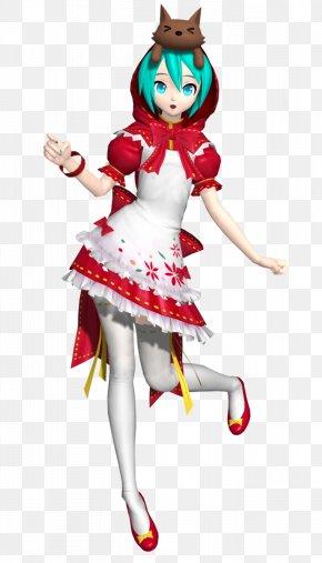 Hatsune Miku - Hatsune Miku: Project DIVA 2nd Hatsune Miku Project Diva F Hatsune Miku: Project DIVA F 2nd Little Red Riding Hood PNG