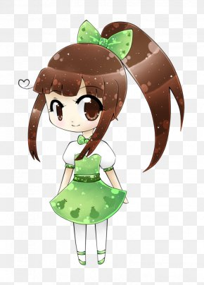Pear Hair Style - Cartoon Plant Legendary Creature PNG