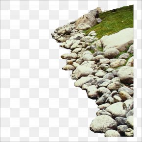 Water Stone - Stone Wall Stone Sculpture Rock PNG