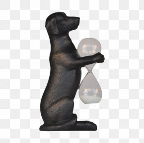 Hourglass Resin Animal Ornaments Dog - Dog Animal PNG