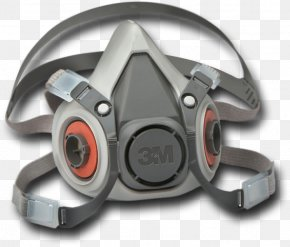 Mask - Respirator 3M Vapor Mask Cartridge PNG