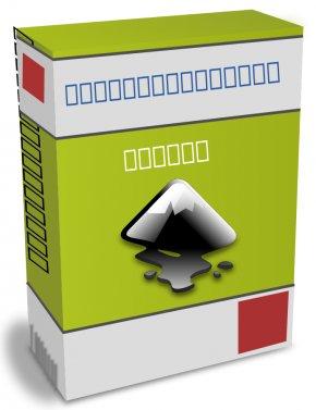 Software Cliparts - Computer Software Box Clip Art PNG
