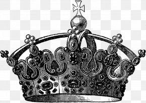Gif - Skull Calavera Drawing Crown Clip Art PNG