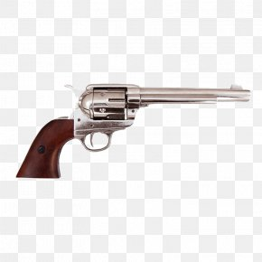 United States - United States Colt Single Action Army Revolver .45 Colt Colt's Manufacturing Company PNG