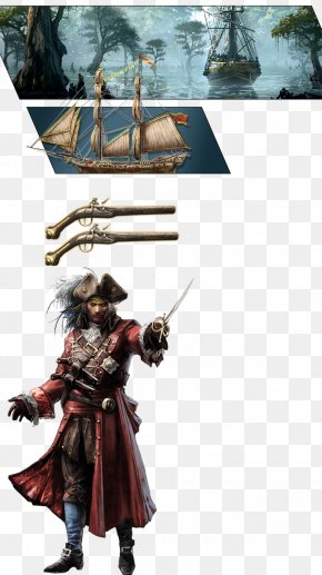 Assassin's Creed: Pirates - Assassin's Creed IV: Black Flag Assassin's Creed: Pirates Ubisoft Downloadable Content Spear PNG